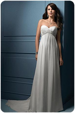 Весільні сукні родом із греції
